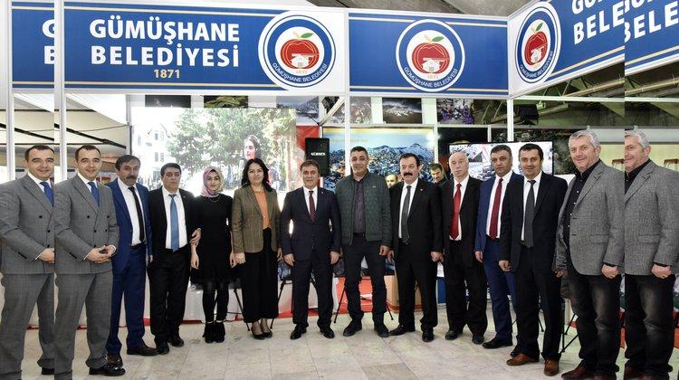 Ankara'da Gümüşhane rüzgarı