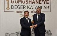Başkan Çimen, yılın Belediye Başkanı seçildi