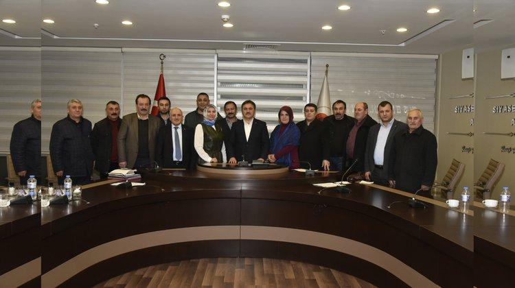 Gümüşhane Belediyesi'nin 2018 yılı bütçesi kabul edildi