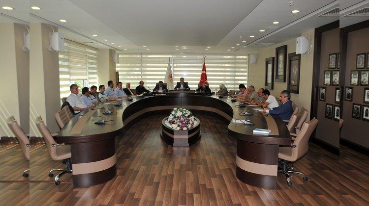 Belediye Meclisi Temmuz ayı toplantıları başladı