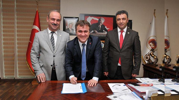 Sosyal denge tazminatı sözleşmesi imzalandı