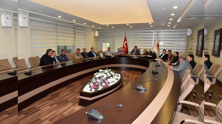 Belediye Meclisi Haziran ayı toplantıları sona erdi