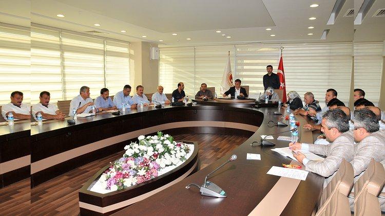Belediye Meclisi Eylül ayı toplantıları sona erdi