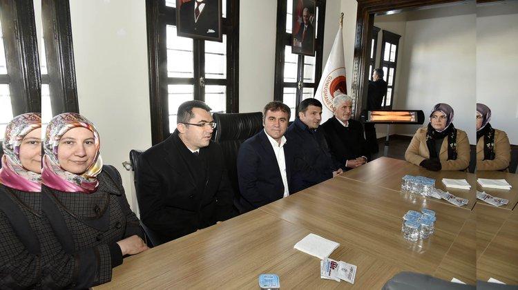 Belediye Meclis Toplantısı Süleymaniye Mahallesi'nde yapıldı