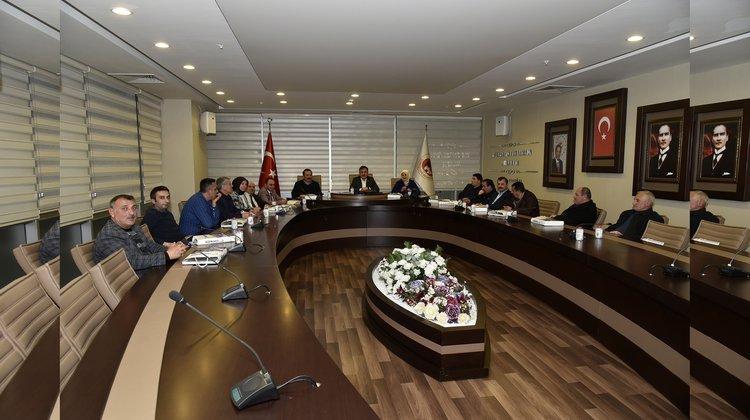Başkan Çimen, Meclis Üyelerine teşekkür etti