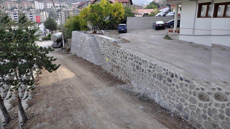 San Sokak yenileniyor