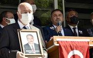 Eski Belediye Başkanımız Mustafa Canlı son yolculuğuna uğurlandı.