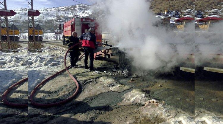 İtfaiye 2016 yılında 80 yangına müdahale etti