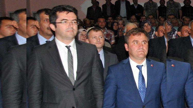Başkan Çimen, Vali Yavuz ve Memiş'i tebrik etti