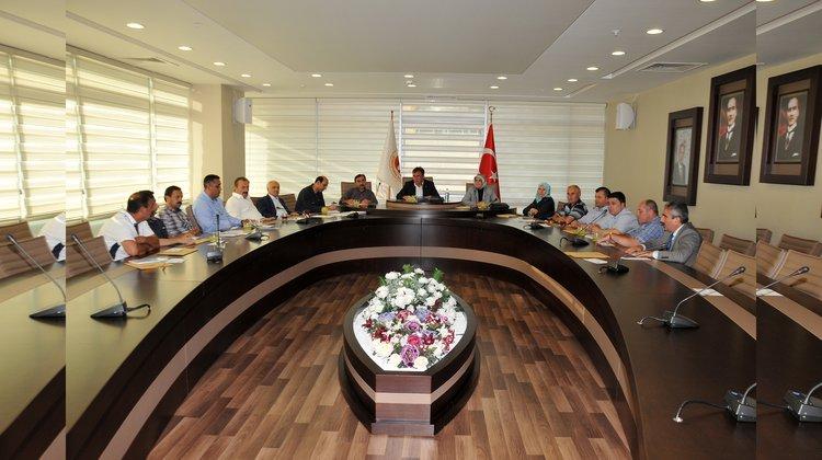 Belediye Meclisi Eylül ayı toplantıları başladı