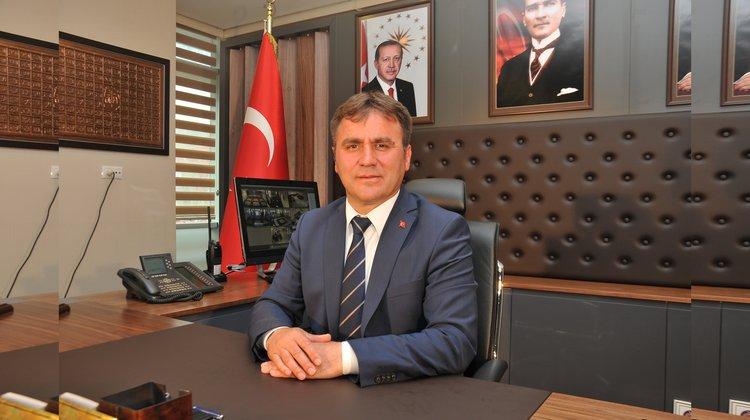 Başkan Çimen, Türk Polis Teşkilatı'nı kutladı