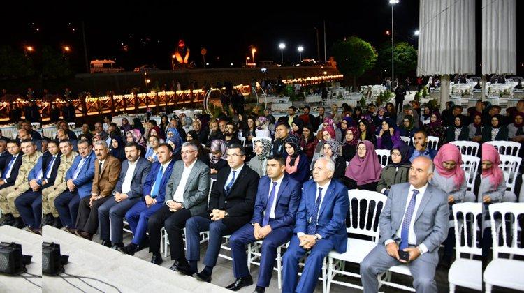 'Harşit Şiir Akşamları' programı düzenlendi