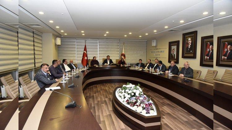Belediye Meclisi Nisan ayı toplantıları sona erdi