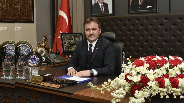 Başkan Çimen'den MHP'ye reklam jesti