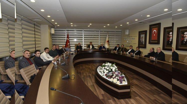 Gümüşhane Belediyesi'nin 2019 yılı bütçesi kabul edildi