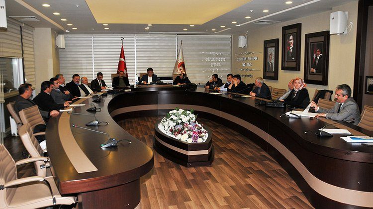 Belediye Meclisi Aralık ayı toplantıları devam ediyor