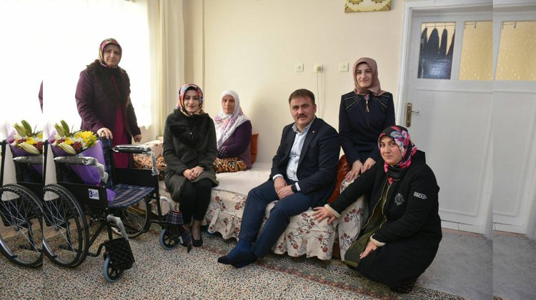 Aile Yaşam Merkezi gönülleri kazanmaya devam ediyor