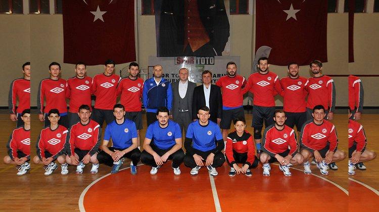 Belediye Hentbol Takımı yeni sezona hazır