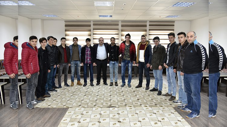 Belediyespor, Genç Erkekler Grup müsabakalarına katılıyor
