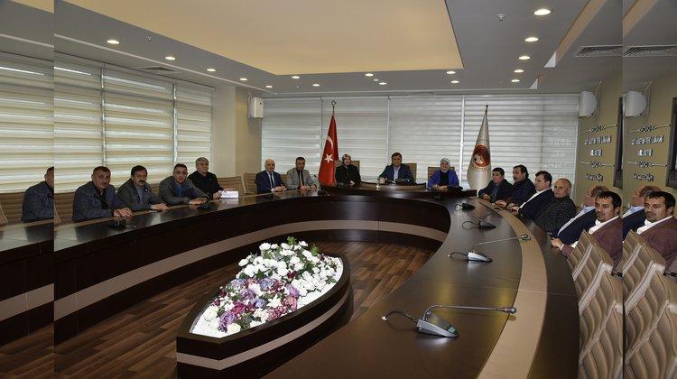 Belediye Meclisi Mart ayı toplantıları başladı