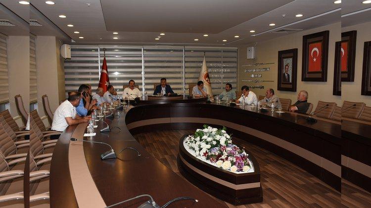 Meclis'ten Orhan Aydoğdu'ya vefa