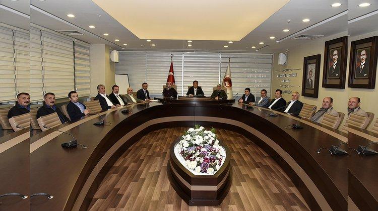Belediye Meclisi Ekim ayı toplantıları sona erdi