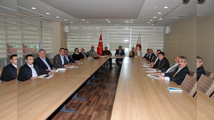 Gümüşhane Belediye Meclisi Nisan ayı toplantıları başladı