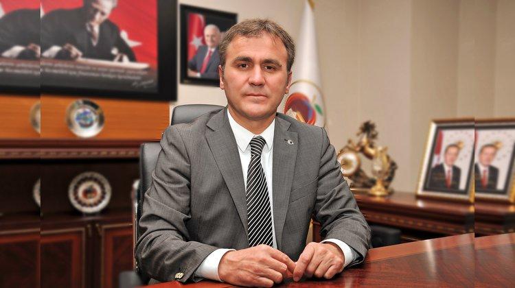 """Başkan Çimen'den """"19 Mayıs"""" mesajı"""