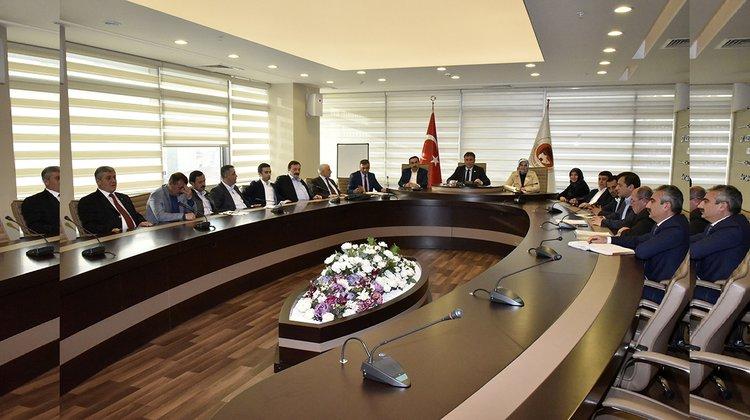 Belediye Meclisi Nisan ayı toplantıları başladı