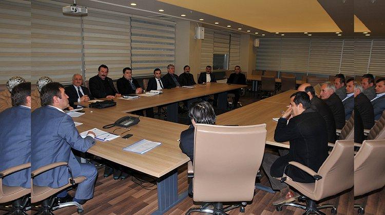 Gümüşhane Belediye Meclisi Mart ayı toplantıları başladı