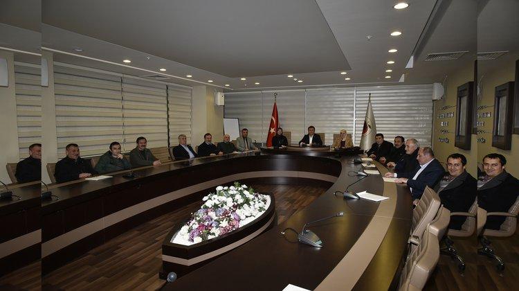 Belediye Meclisi Şubat ayı toplantıları tamamlandı