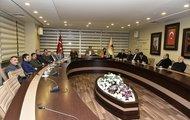 Belediye Meclisi'nde bütçe görüşmeleri başladı