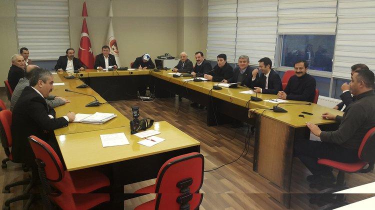 Belediye Meclisi Şubat ayı toplantıları sona erdi