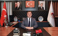 Belediye Başkanı Ercan Çimen 29 Ekim Cumhuriyet Bayramını Kutladı