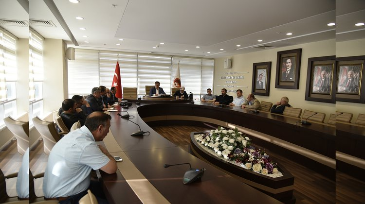Belediye Meclisi Haziran ayı toplantıları başladı