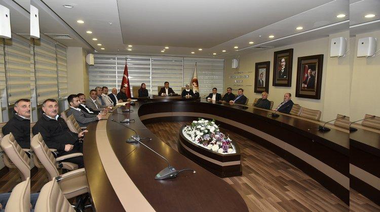Belediye Meclisi Mayıs ayı toplantıları başladı