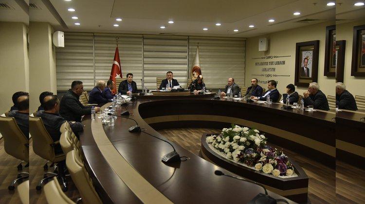 Belediye Meclisi Mart ayı toplantıları sona erdi