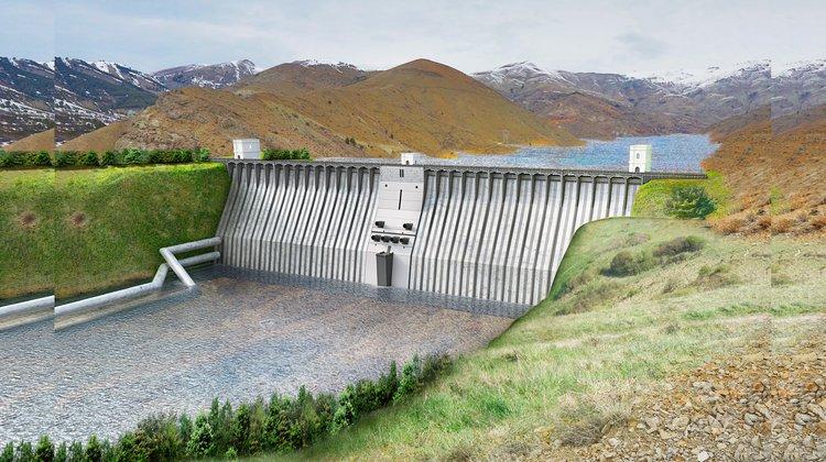 Bahçecik Barajı ihale ediliyor