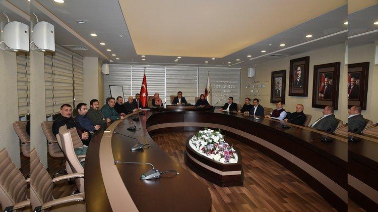 Belediye'nin 2017 bütçesi kabul edildi