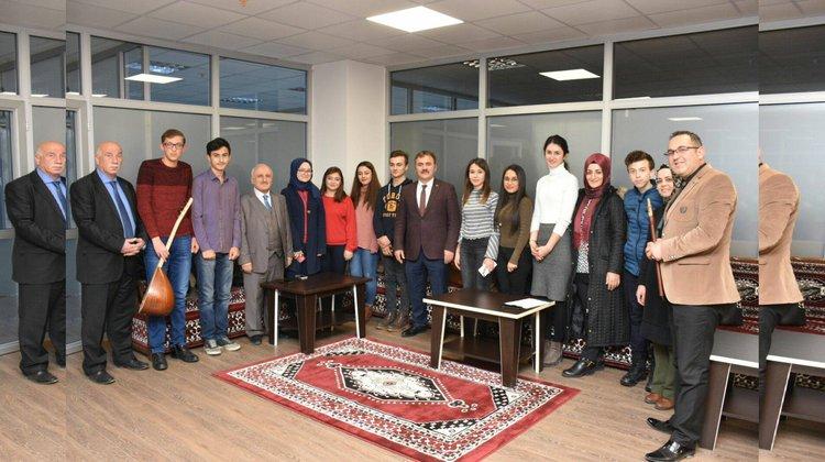 Belediyesi Türk Halk Müziği Korosu çalışmalarına başladı